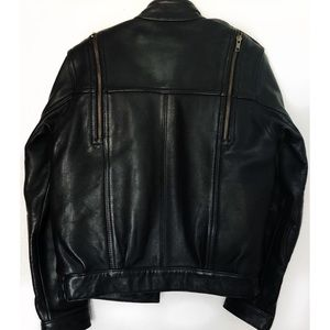 Hein Gericke Jackets & Coats - Hein Gericke Leather insulated Motorcycle Jacket
